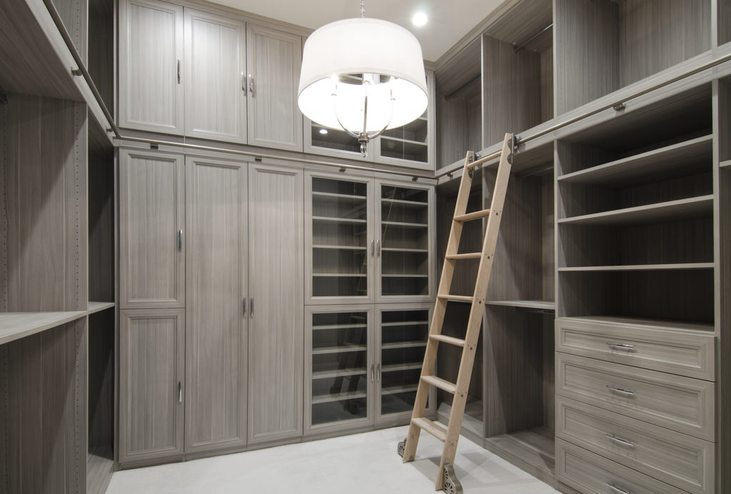 Custom Closets in Louisiana