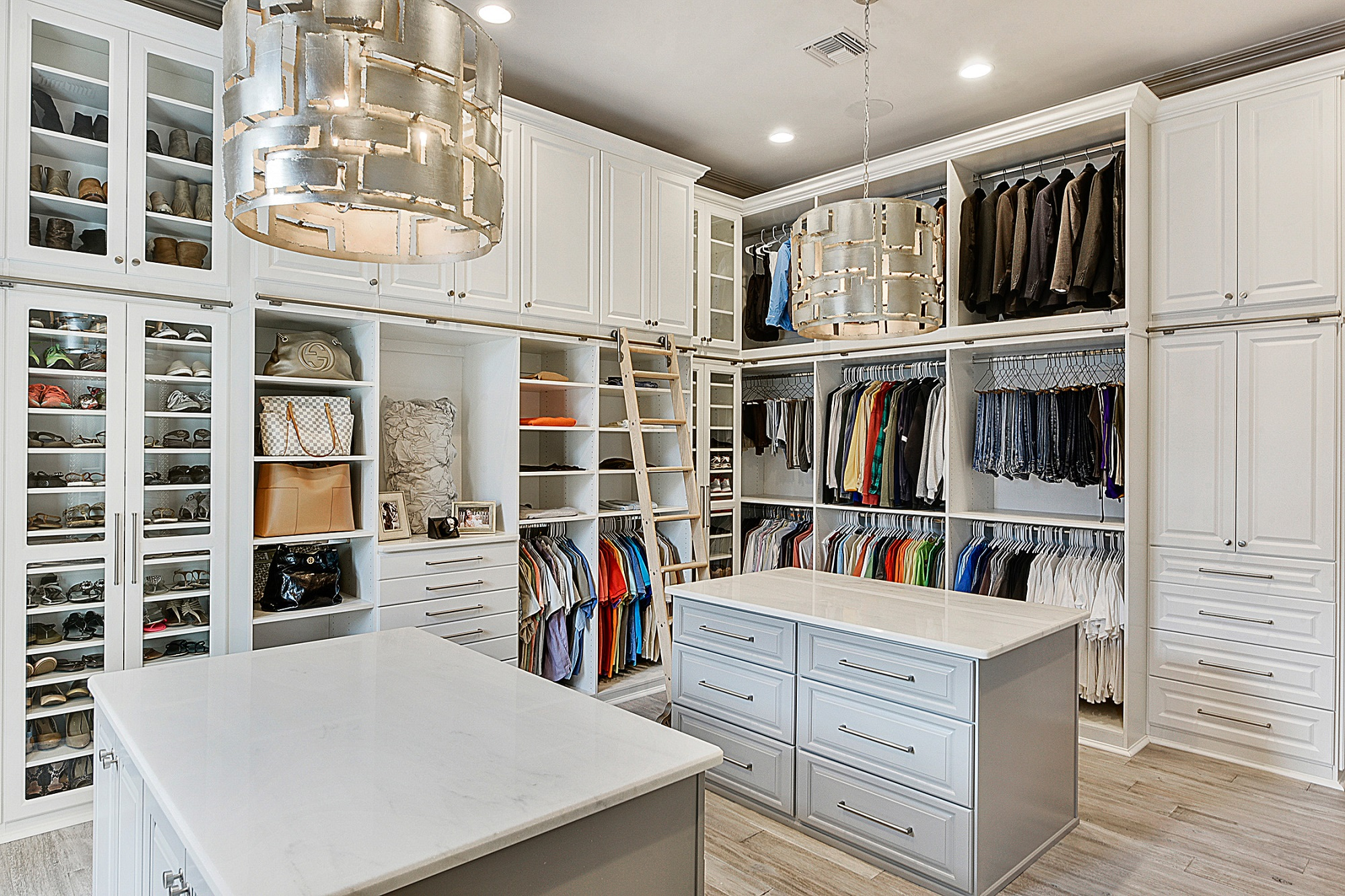 Custom closets new orleans custom built closets designer closet