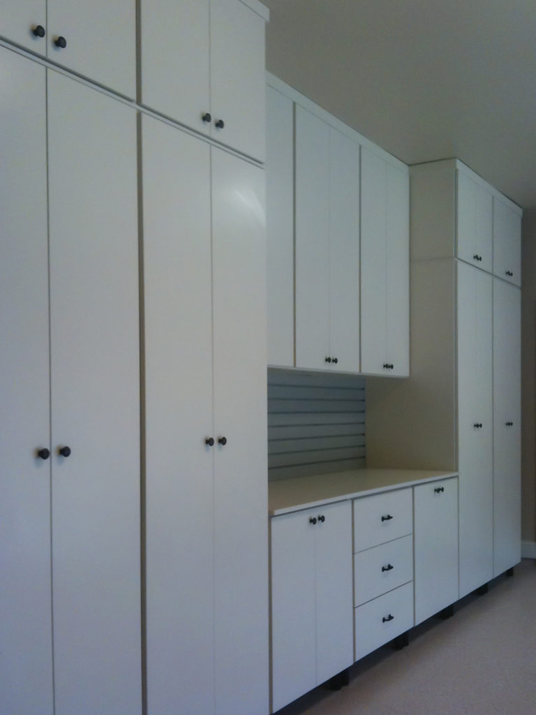 Custom Made Storage Units