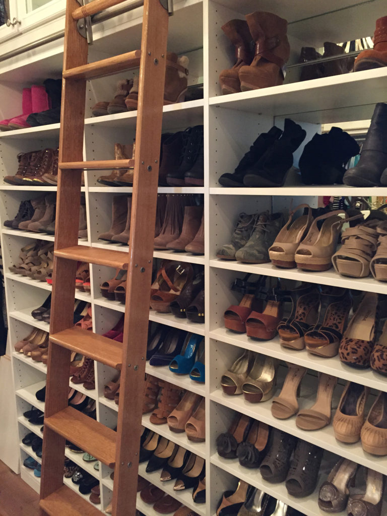 Designer Shoe Closets
