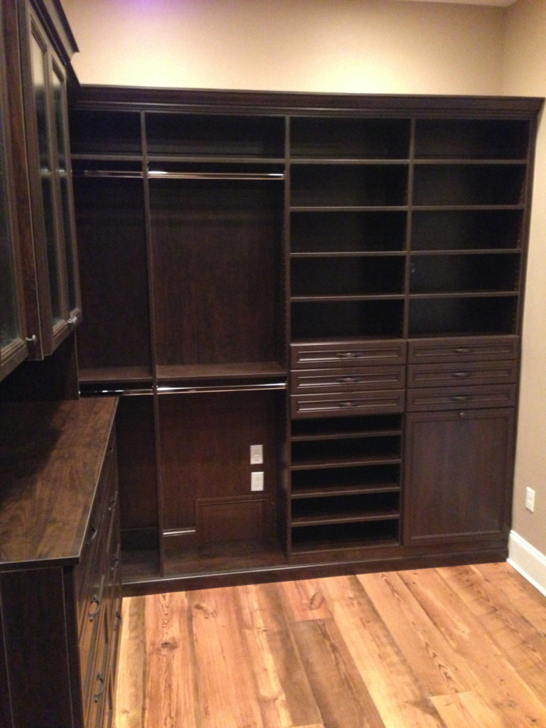 New Orleans Custom Closets