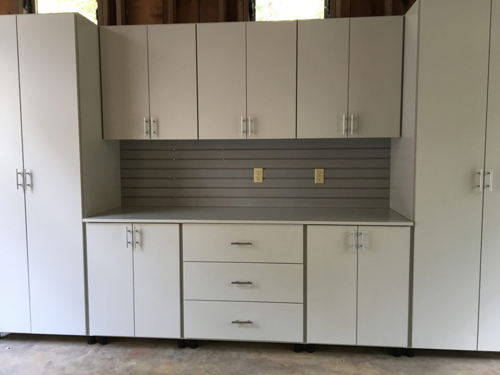 garage shelving unit