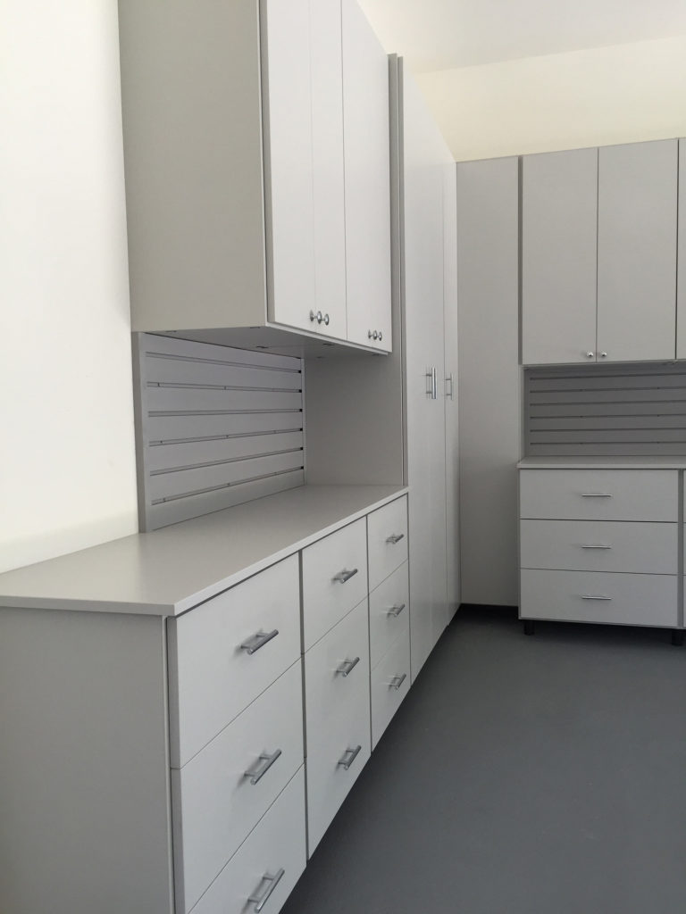 Utility Room Cabinets and Storage