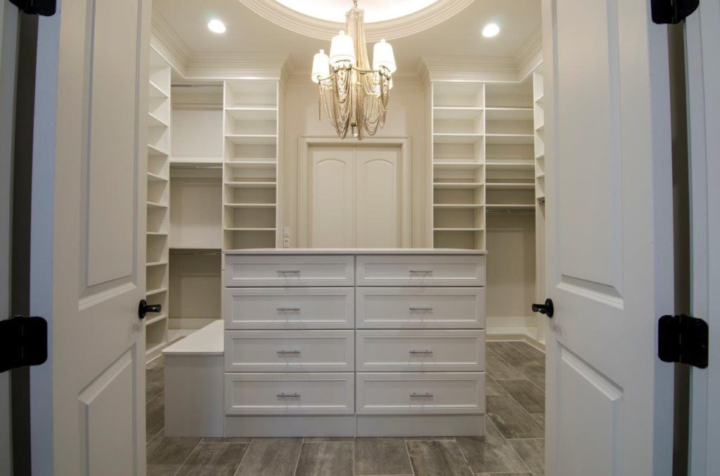 Custom Closets and Shelving in New Orleans