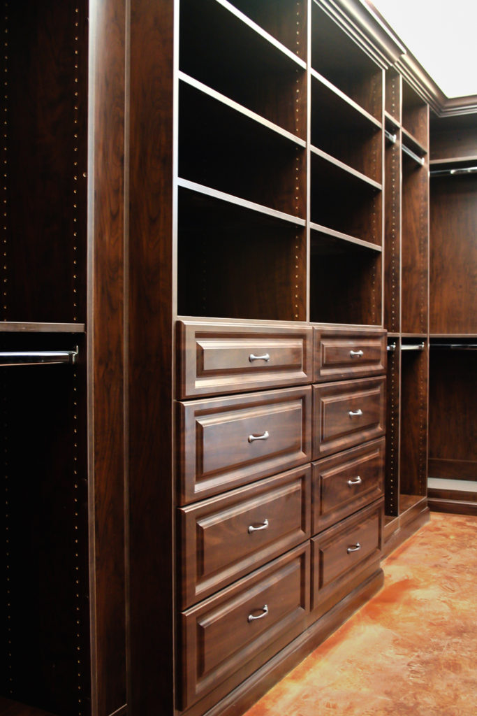 Drawer and Shelving Unit