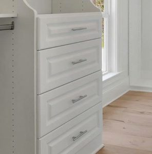 Raised Panel Drawer Fronts