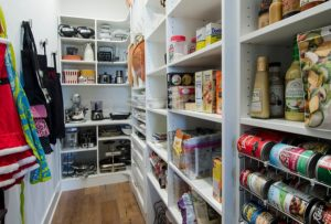 Kitchen and Pantry Storage Solutions